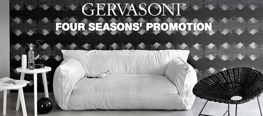 Gervasoni four seasons