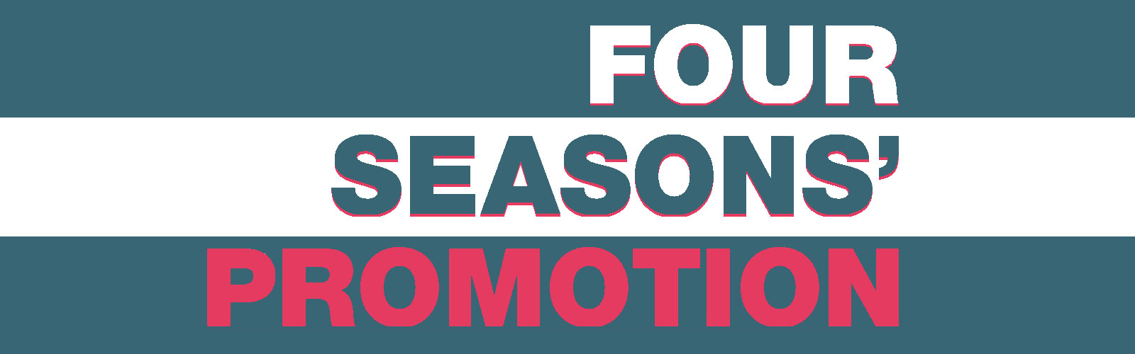 Four Seasons' Promotion - Gervasoni