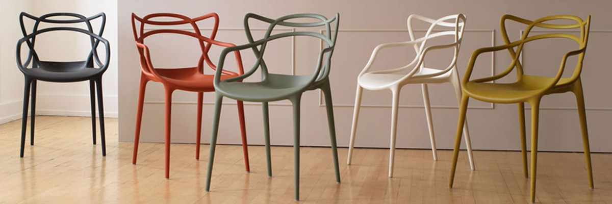 Sedie E Poltroncine Kartell.Kartell Sedie Tavoli E Mobili Per La Casa E Il Giardino Vendita
