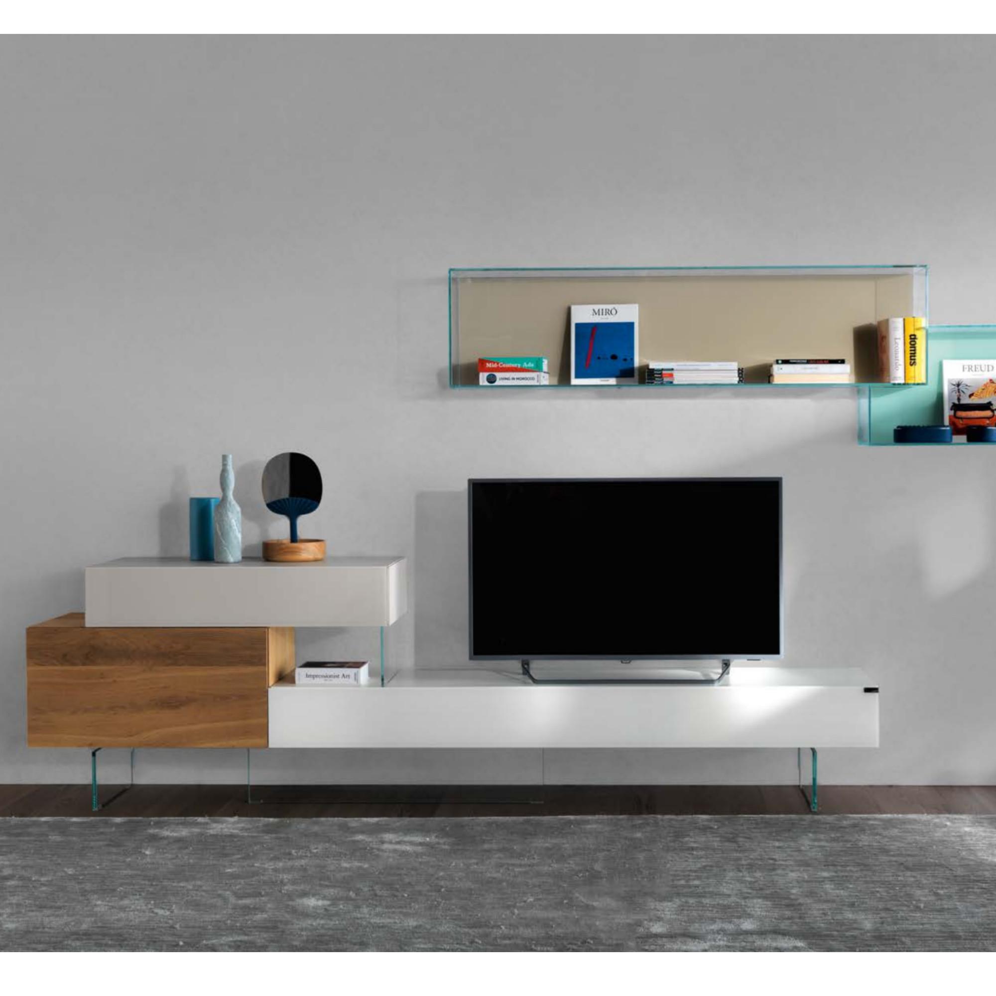 Mobile Porta Tv Cristallo Prezzi.0514 Porta Tv Porta Tv Soggiorno Lago Masonionline