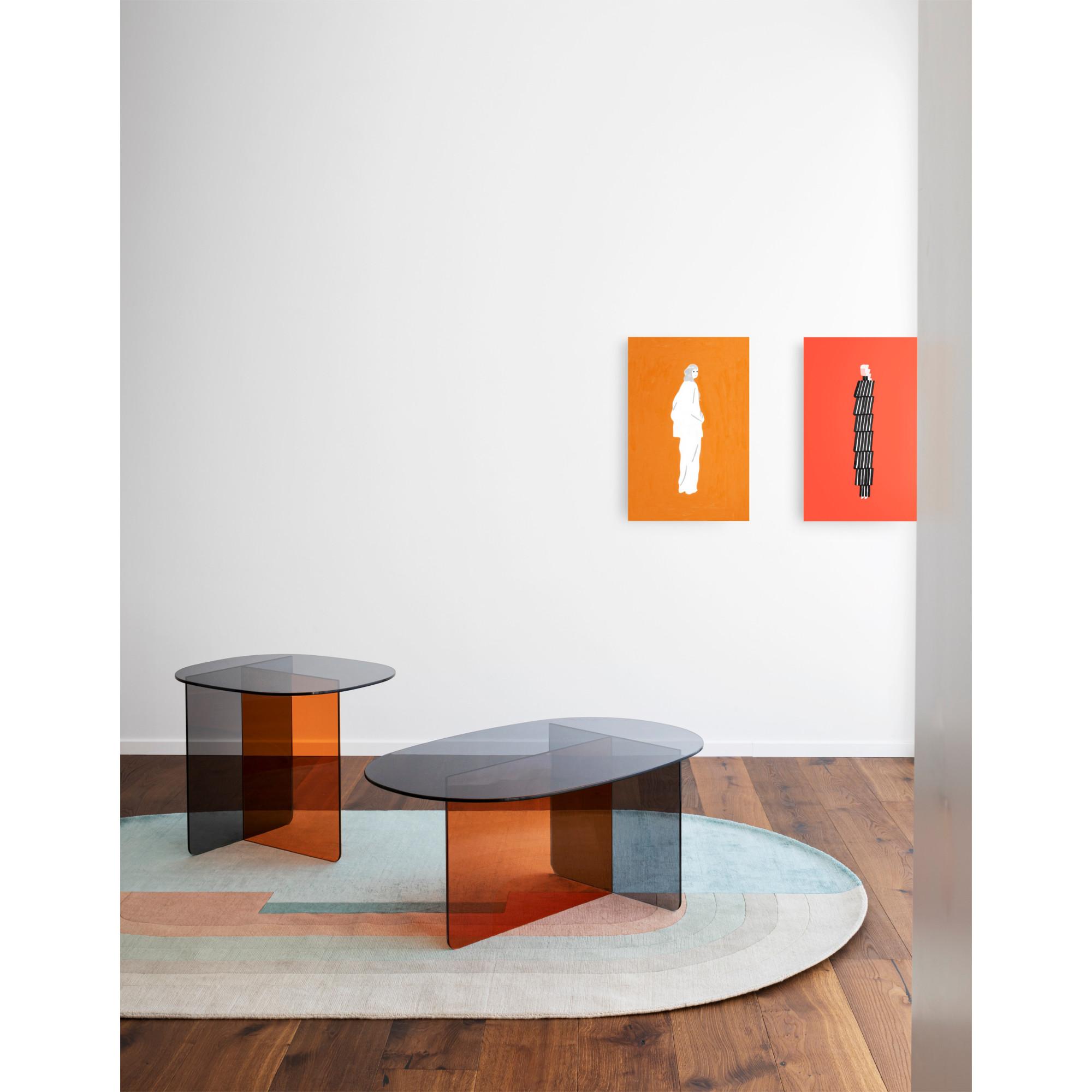 Tavolo Palladio 679 tavoli cristallo allungabili tavoli