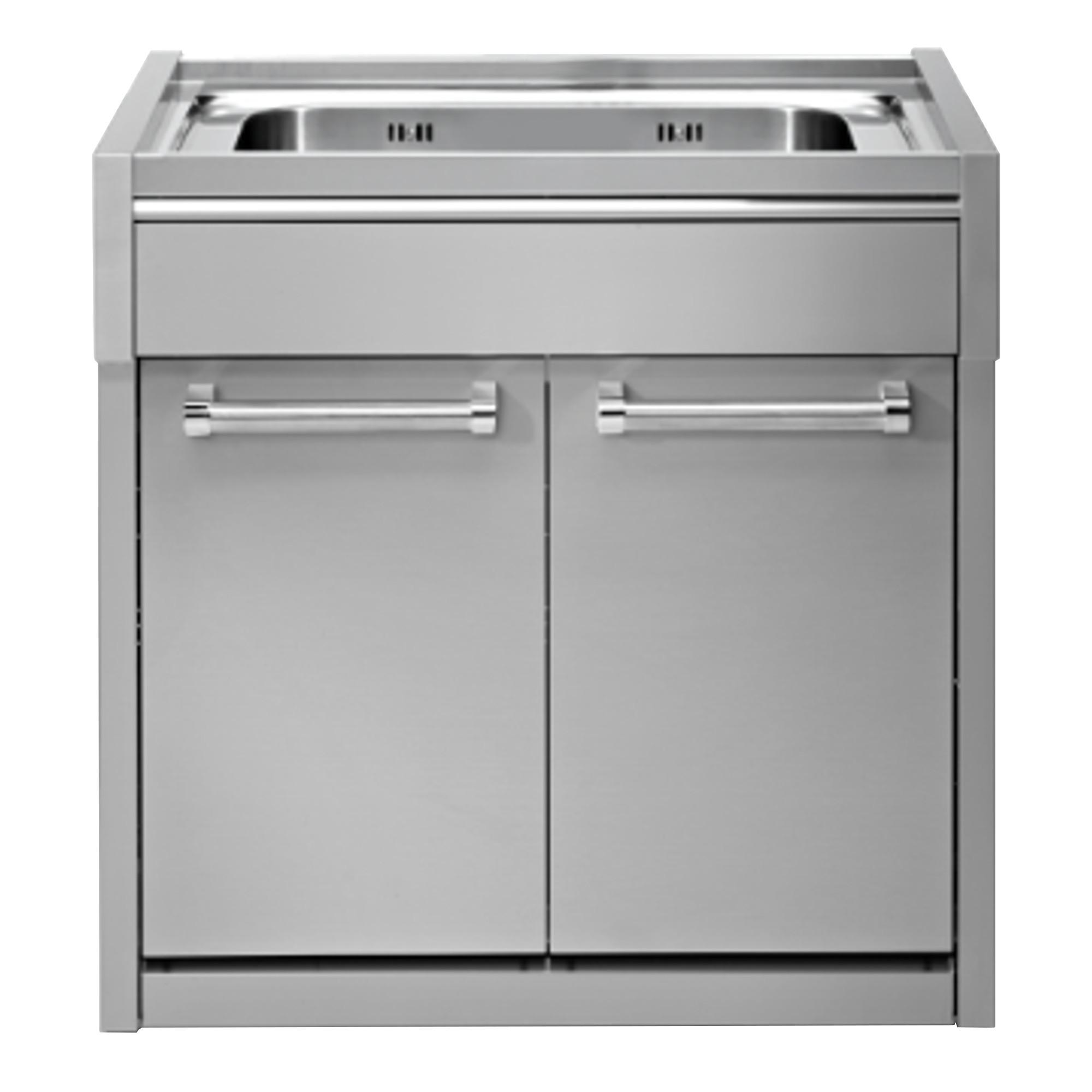 Acciaio Inox Per Acquaio.Lavello Steel Cucine Da Esterno Sistemi Di Cottura Steel Masonionline
