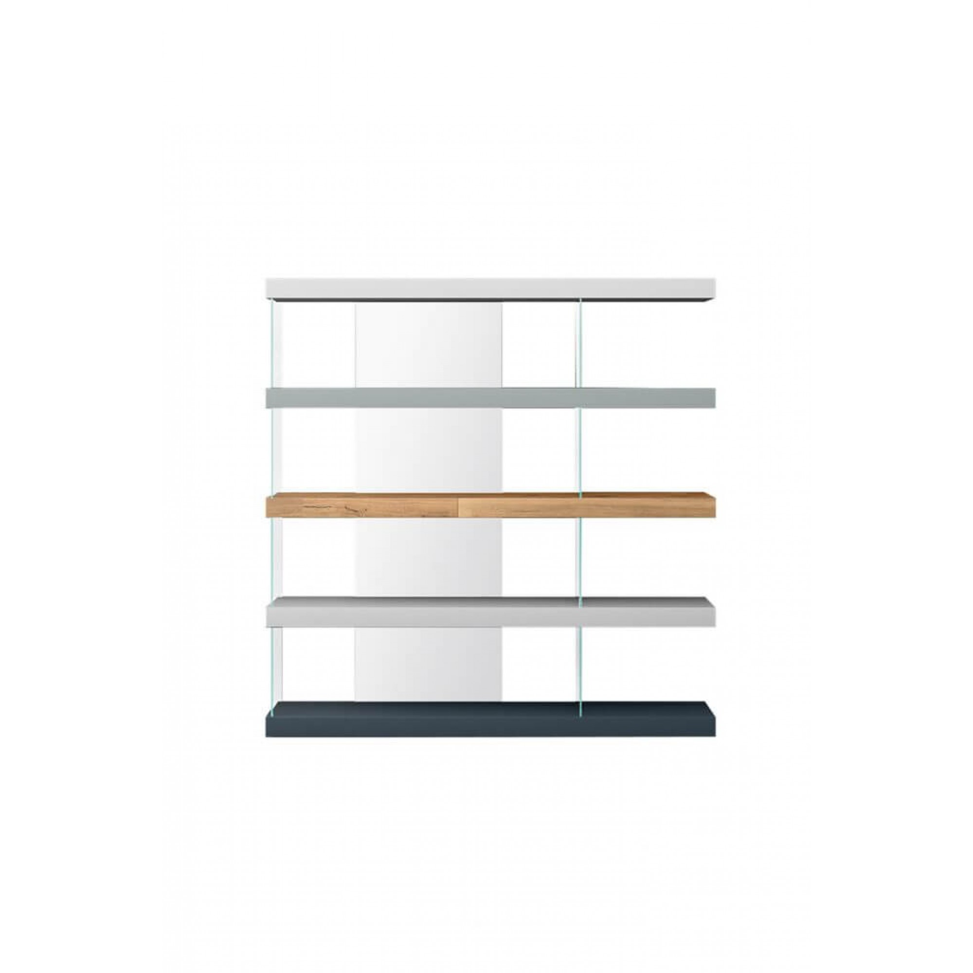 Libreria Bifacciale A Soffitto 0559 libreria air