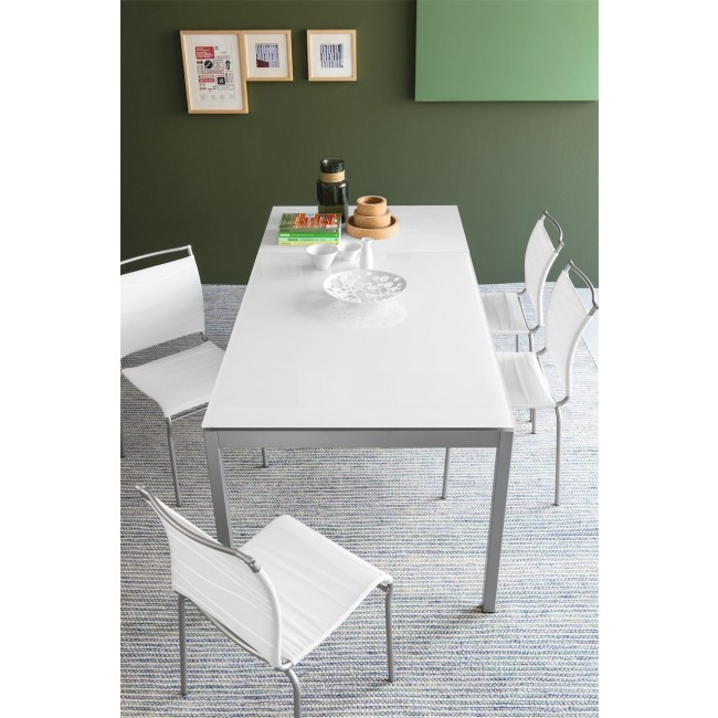 Snap connubia by calligaris brand connubia by for Tavolo snap calligaris