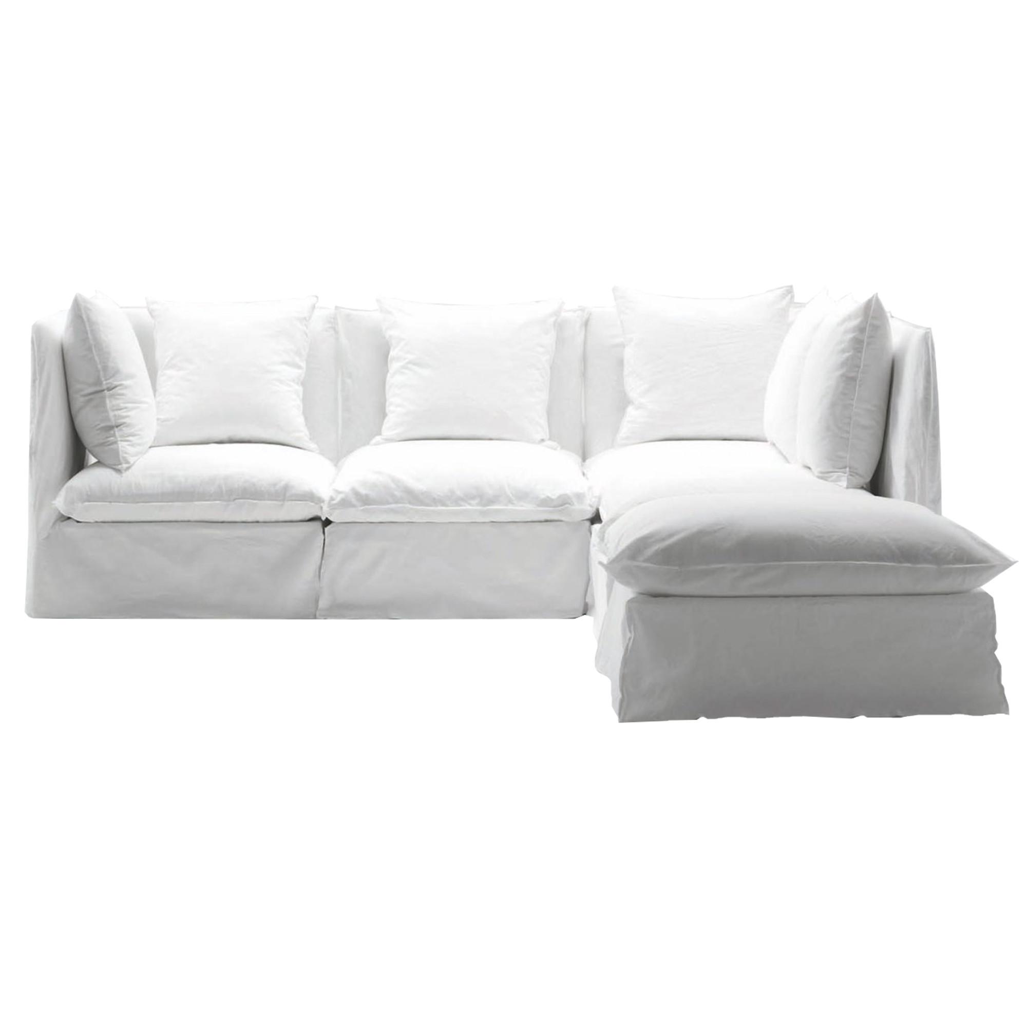 Ghost 06 07 componibile divani e poltrone arredamento - Gervasoni divano letto ...