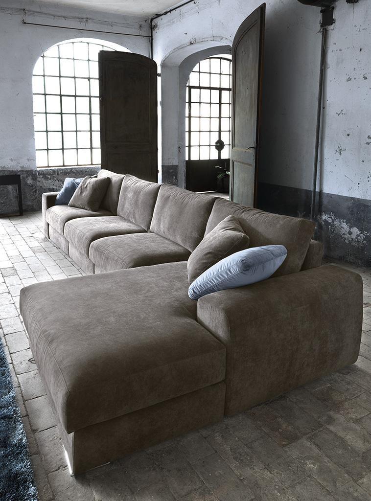 Time divano componibile divani componibili angolari for Poltrone componibili