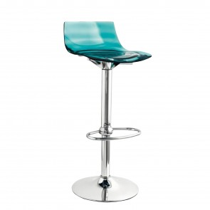 L'EAU SGABELLO CON ALZATA A GAS, by CONNUBIA BY CALLIGARIS