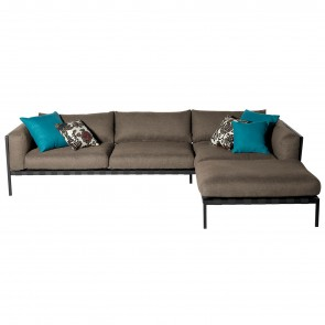 NATAL ALU SOFA COMPONIBILE, by TRIBU