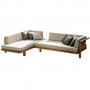 PURE SOFA COMPONIBILE, by TRIBU