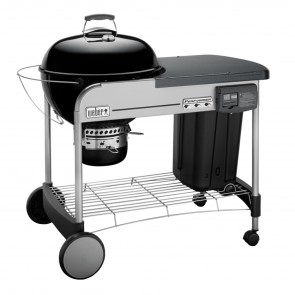 PERFORMER DELUXE GBS BARBECUE A CARBONE , by WEBER