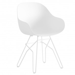 ACADEMY POLTRONCINA GAMBE INTRECCIATE CB/2144, by CONNUBIA