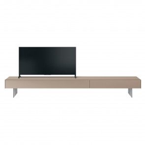 1043 MATERIA TV UNIT, by LAGO