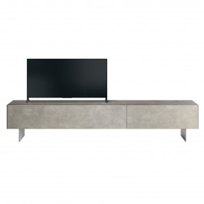 1049 MATERIA TV UNIT, by LAGO
