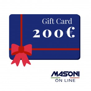 GIFT CARD 200€,