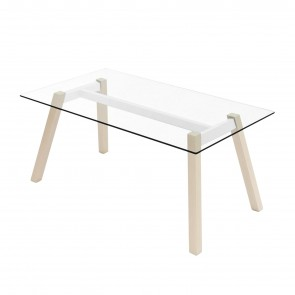 T-TABLE, by CONNUBIA BY CALLIGARIS