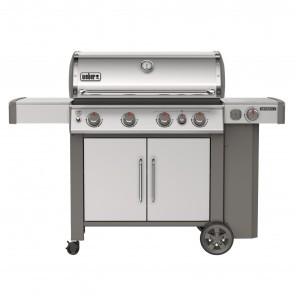 GENESIS ⅠⅠ SP-435 GBS BARBECUE A GAS, by WEBER