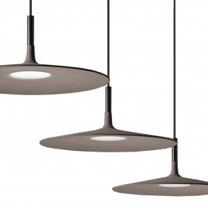 APLOMB LARGE SOSPENSIONE, by FOSCARINI
