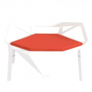 STOOL ONE CUSCINO, by MAGIS