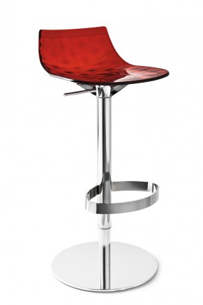 ICE SGABELLO ALZATA A GAS, by CONNUBIA BY CALLIGARIS
