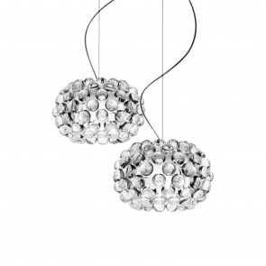 CABOCHE PLUS SOSPENSIONE, by FOSCARINI