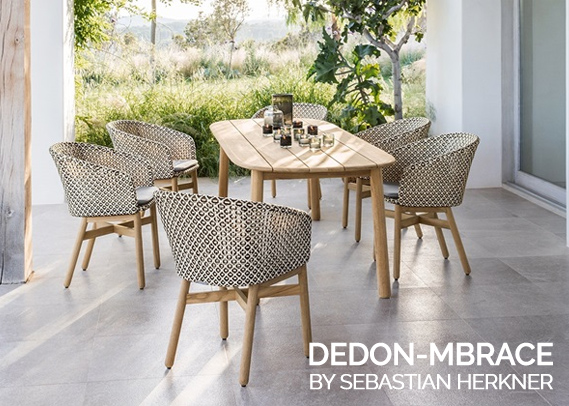 dedon outdoor furniture