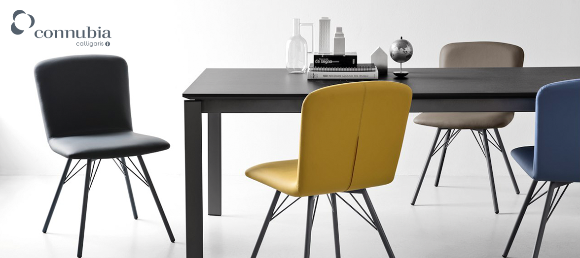 Tavoli e sedie Connubia by Calligaris