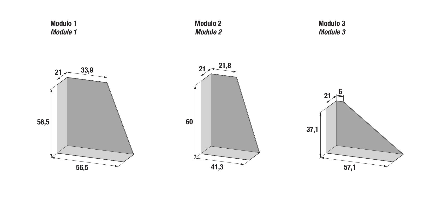Slide mensole mensole complementi lago masonionline for Lago librerie prezzi