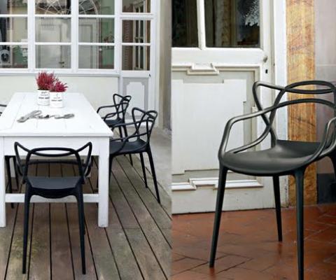 Forum consigli per sedie adatte ad un for Sedie masters kartell scontate