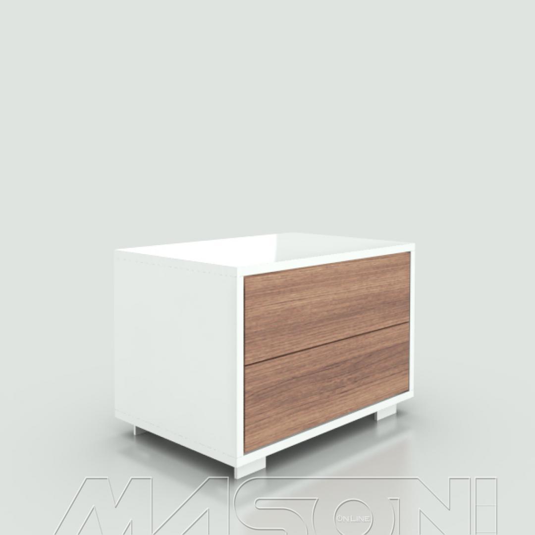 Sweet mobili com e comodini gervasoni - Mobili gervasoni ...