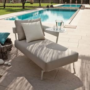 Vendita chaise longue e lettini da giardino arredamento - Chaise longue da esterno ...